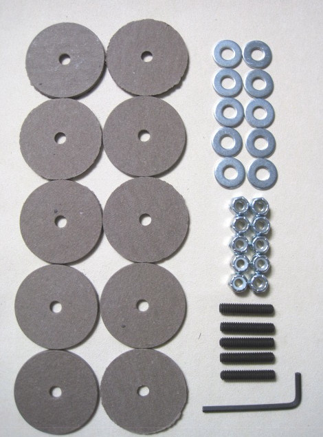 "JD Set (2.0) 2""-1/4-SS - Click Image to Close"