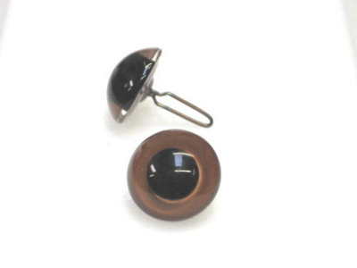 503-720 medium brown Enamel narrow loop