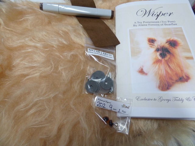 Wisper Mohair kit