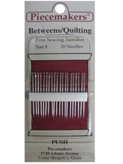 Betweens / Quilting Size 8