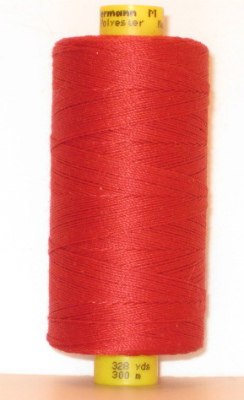 Guetermann® Heavy Thread GTU 046-Deep Red (328yds.)