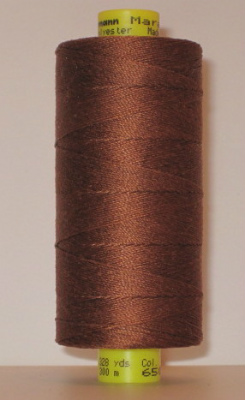 Guetermann® Heavy Thread GTU 650-Chestnut (328yds.)