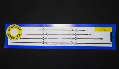 K-5 Large Upholstery Needles Package