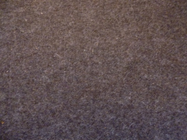 Felt-Mixed G1-3 Dark Medium Brown - Yardage