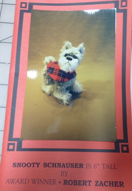 "Snooty Schnauser 6"" - Click Image to Close"