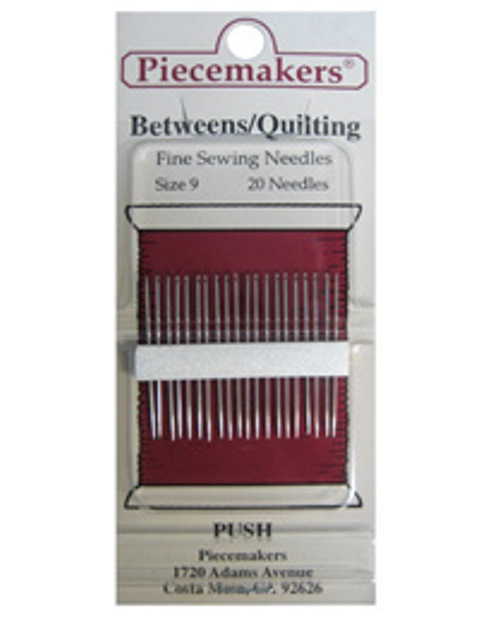 Betweens / Quilting Size 9