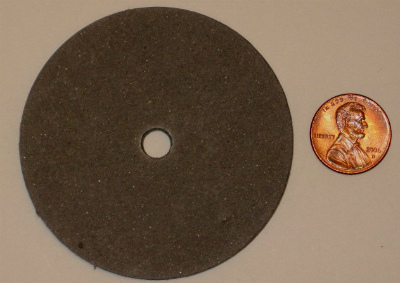 "JD (2.5)-4 2 1/2"" discs (pack of 10 discs)"