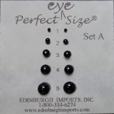 Perfect Test Eye Set A