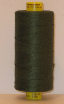Guetermann® Heavy Thread GTU 597-Dark Pine Green (328yds.)