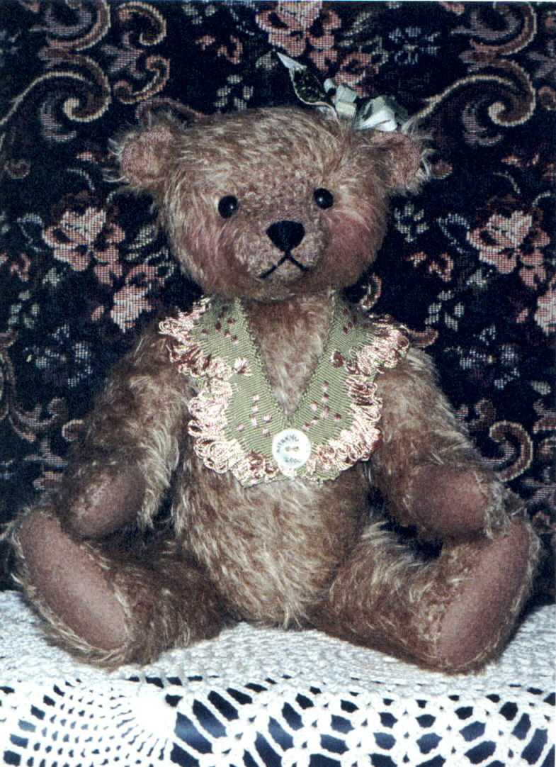 Pattern : Edinburgh Imports, Inc , Your source for teddy bear making