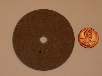 "JD (2.25)-4 2 1/4"" discs (pack of 10 discs)"