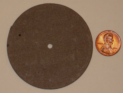 "JD (2.25)-8 2 1/4"" discs (pack of 10 discs)"